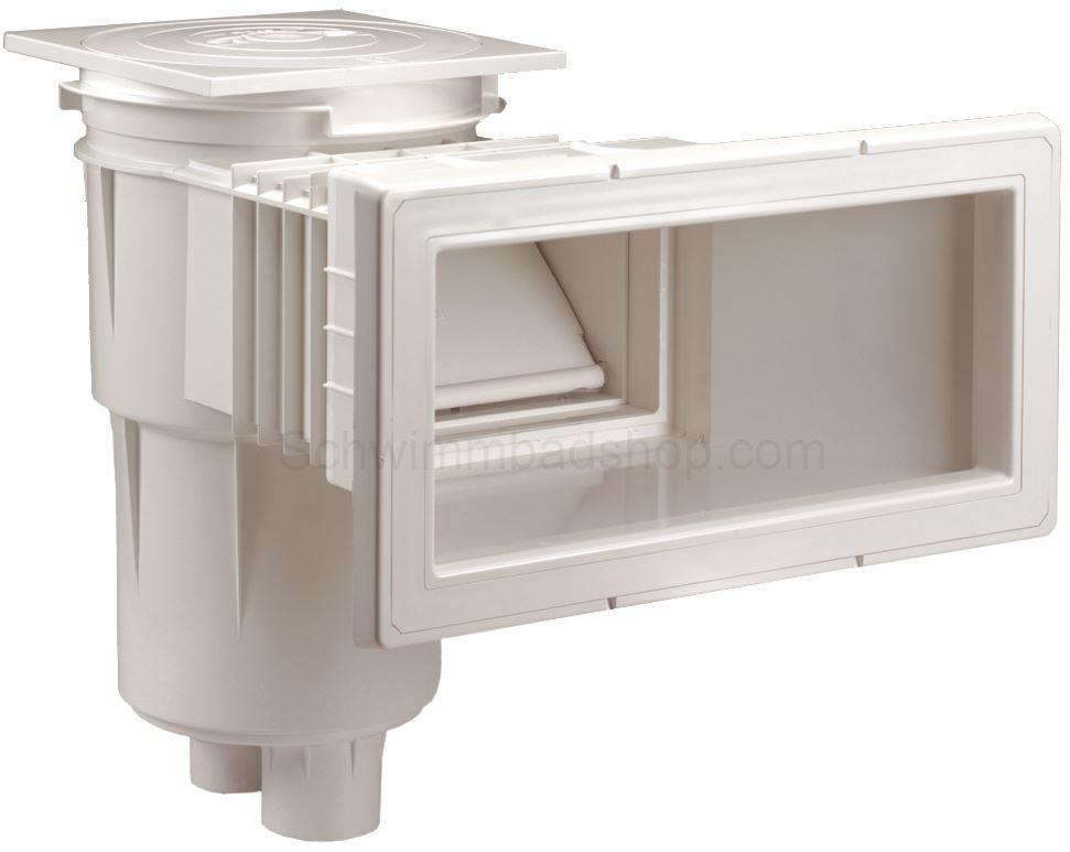 schwimmbad breitmaul skimmer. Black Bedroom Furniture Sets. Home Design Ideas