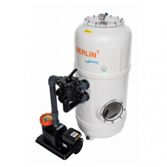 Schwimmbad hochschicht sand filteranlage gfk versiegelt for Schwimmbad filteranlage
