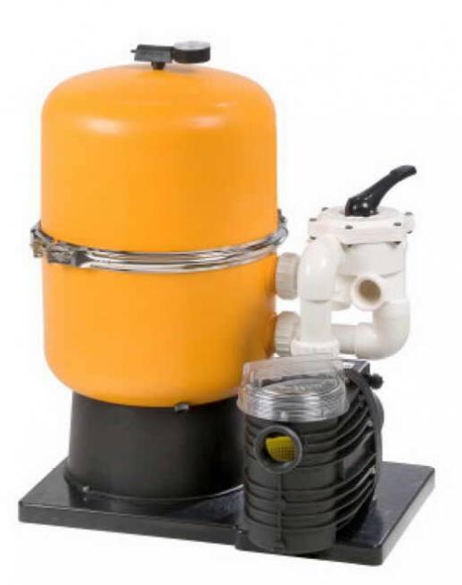 Relativ Schwimmbad - Pool Sand Filteranlage Zirkel LC66