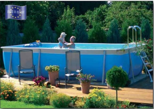 Schwimmbad Teststreifen Baquacil