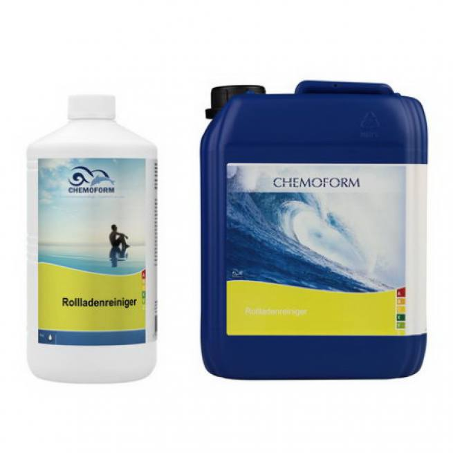 Pool Rollladenreiniger - Cover Cleaner